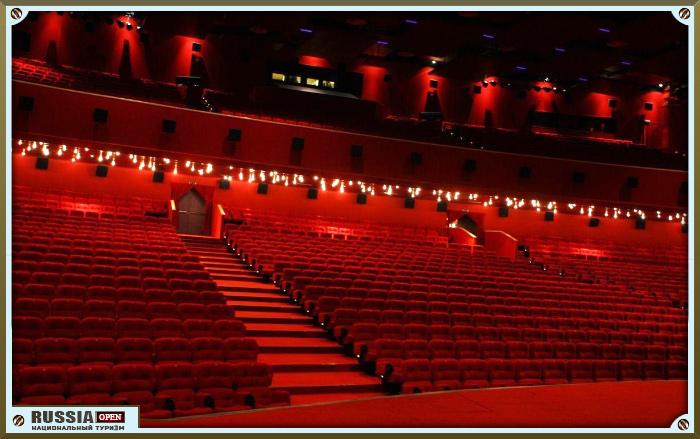 культурный центр москвич фото зала