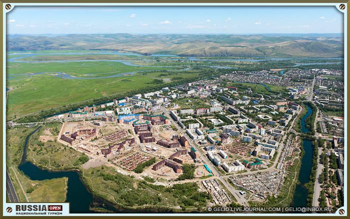фото города абакан